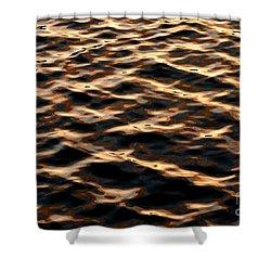Copper Hills Shower Curtain
