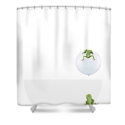Coppia Shower Curtain