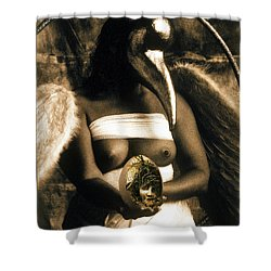 Corazon Defectivo Shower Curtain