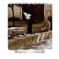 Cordoba Flight Shower Curtain