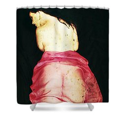 Corinne 2 Shower Curtain