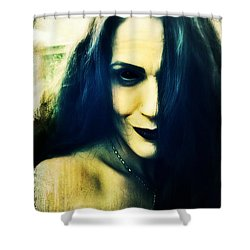 Corinne 3 Shower Curtain