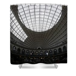 Corn Exchange Shower Curtain