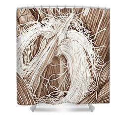 Corn Silk - Neutral Shower Curtain