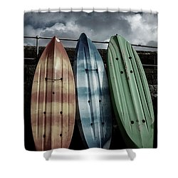 Cornwall 2016 Shower Curtain
