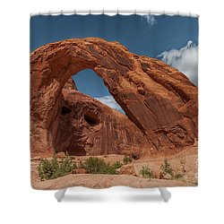 Corona Arch - 9757 Shower Curtain