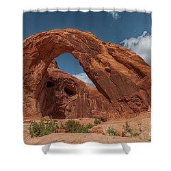 Corona Arch - 9757 Shower Curtain