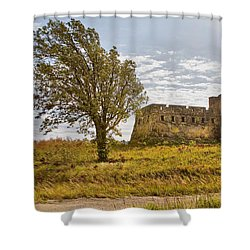 Coronado Hights Lookout  Shower Curtain