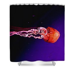 Cosmic Jelly 2 Shower Curtain
