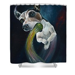 Cosmojo Shower Curtain