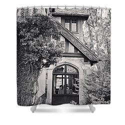 Cottage Entrance Shower Curtain