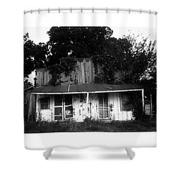 Could Be Any City Anywhere. #instagood Shower Curtain by Sean Wray