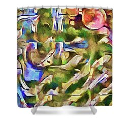 Could Cezanne Be Any Prouder Shower Curtain