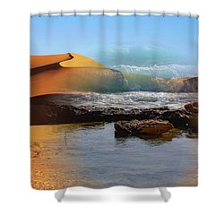Could This Really Happen? Shower Curtain