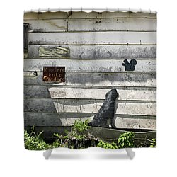 Country Art Shower Curtain