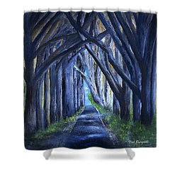 Country Lane Shower Curtain
