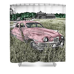 Country Life Shower Curtain by Ericamaxine Price