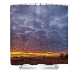 Shower Curtain featuring the photograph Country Living by Sebastian Musial