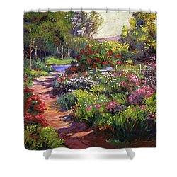 Countryside Gardens Shower Curtain