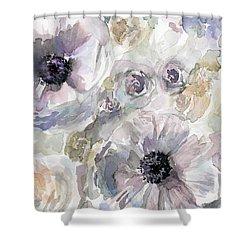 Courtney 1 Shower Curtain by Arleana Holtzmann
