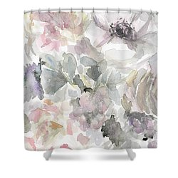 Courtney 2 Shower Curtain by Arleana Holtzmann