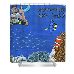 Cover 2017 Shower Curtain