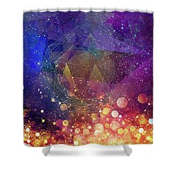 Covert Creation Shower Curtain