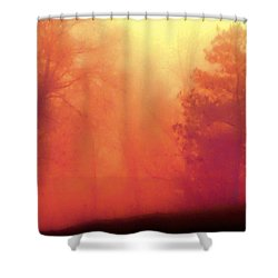 Cow Pasture   Shower Curtain