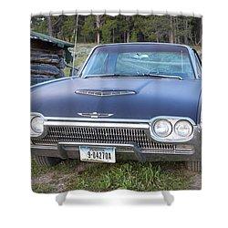 Cowboys Cadillac Shower Curtain