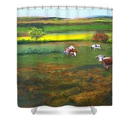 Cowgirls Shower Curtain