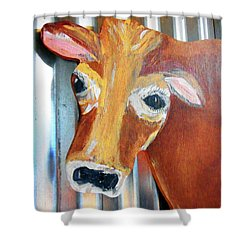 Cows 4 Shower Curtain