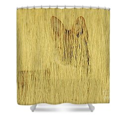 Coyote 1 Shower Curtain