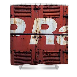 Cp Rail Shower Curtain