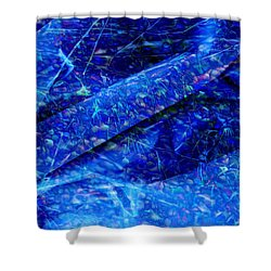 Crab Apples In Reality Shift Shower Curtain