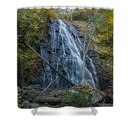 Crabtree-14 Shower Curtain