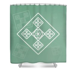 Crafting The Soul Shower Curtain