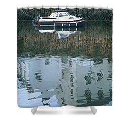 Crail Reflections II Shower Curtain