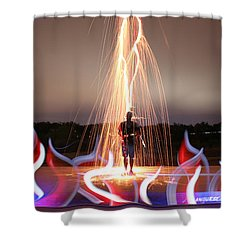 Create Your Dreams Shower Curtain