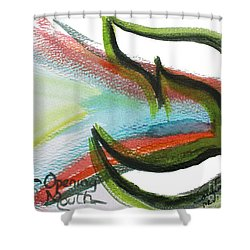 Creation Pey Shower Curtain