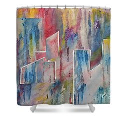 Creative Utopia Shower Curtain