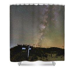Creator Shower Curtain