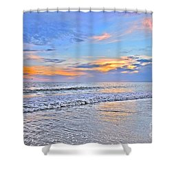 Creators Sunset Shower Curtain