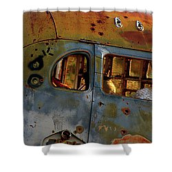Shower Curtain featuring the photograph Creepers by Trish Mistric
