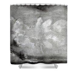 Croagh Patrick Shower Curtain