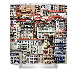 Crowded House Shower Curtain
