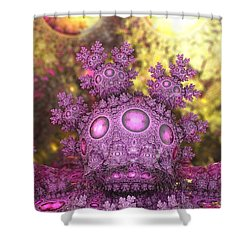 Crown Royale Shower Curtain