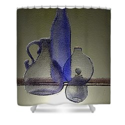 Cruets Shower Curtain