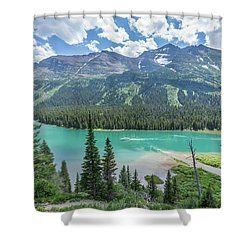 Cruise Control Shower Curtain by Alpha Wanderlust