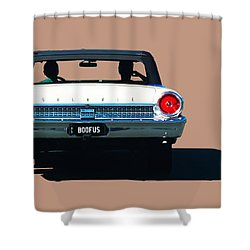 Cruisin' Shower Curtain