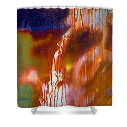 Cry Me A River Shower Curtain by Skip Hunt